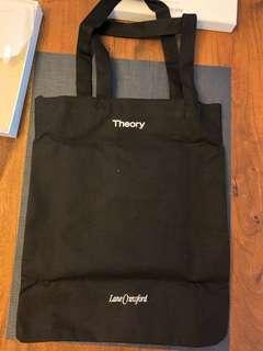 Theory Lane Crawford tote bag - 全新