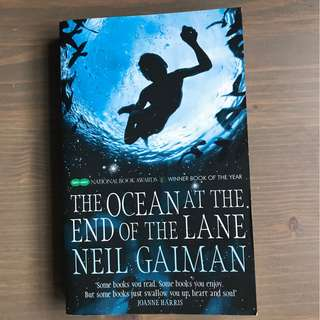 [Paperback] The Ocean at the End of the Lane Novel by Neil Gaiman