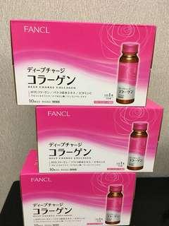 Fancl Tense Up (日本版)