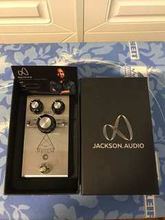 Jackson Audio Prism Pedal (Chrome)