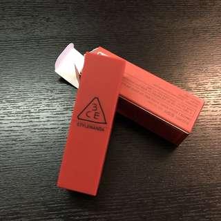 3CE Matte Lipstick #222