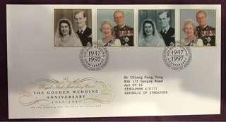 Royal Mail FDC 1997