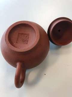 紫砂茶壼 清德堂 上世紀舊壼