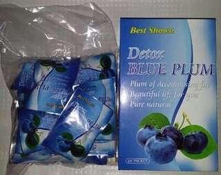 Detox Blue Plum