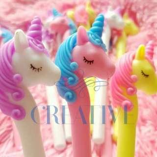 unicorn pens (fixedhead)