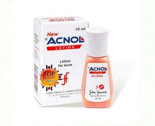 ACNOL LOTION FOR ACNE