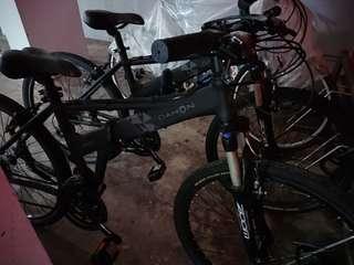 Dahon Espresso Folding Bicycle