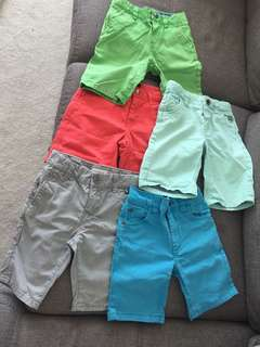 NEXT shorts size 3-4 yo