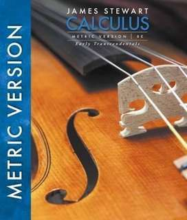 Calculus Early Transcendentals 8th edition