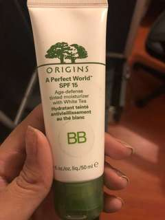 Origins B.B. cream (medium/deep)
