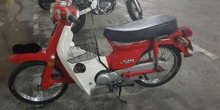 Honda cub c70D
