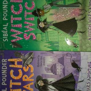 Witch Books X 2