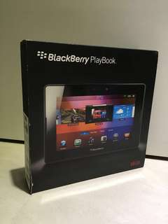 黑莓 平板電腦 Blackberry playbook WiFi tablet 16GB