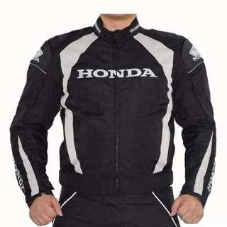 Honda Racing Jacket w Paddings - REP LICA