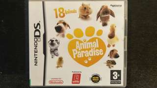 DS Animal Paradise