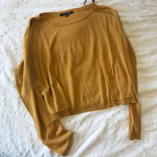 Forever 21 oversized pullover