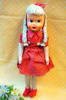 古董波蘭娃娃(藍莓)
