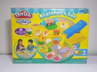 Playdoh Sweet Shoppe Beginner Set