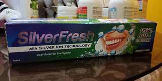 Silver Fresh Toothpaste