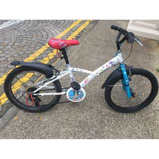 "KID BIKE 16"" Decathlon"