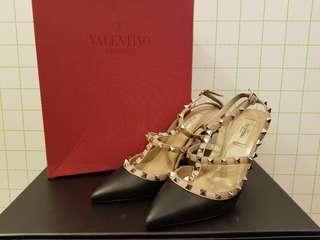 Valentino 40 studs high heels