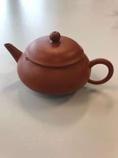 紫沙茶壺 簿胎