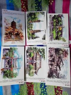 明信片~蘇州postcard