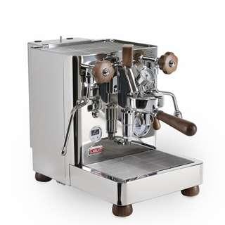 OPENING SALE Lelit Bianca Dual Boiler E61 PID Wood Rotary Pump Pressure Profiling