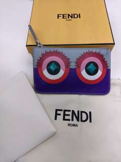 Fendi coin case