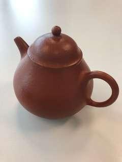 紫砂茶壺 孟臣 梨形 已養多年