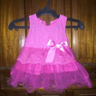 Baby dress 3-6mos