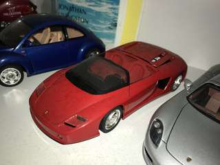 Tamiya 1/24 Ferrari Mythos Concept Car