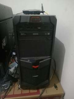 PC AMD Athlon II x3 450 DDR3 RAM 8GB corsair Vengeance