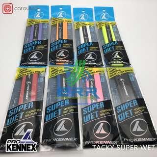 Badminton Overgrip - Tacky Overgrip - Badminton Grip Tape - Prokennex Badminton Grip Tape Sample - https://errbadmintonrestring.sg/