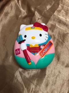 日本Kitty火車便當盒