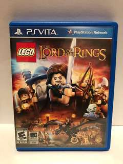LEGO The Lord of the Rings for Sony PSV