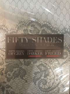 Fifty Shades: 3 Movies Collection.