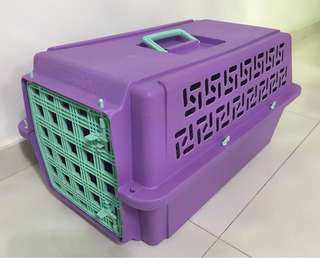 Strong Pet Carrier