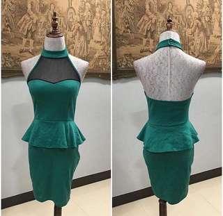 Halter Sexy Dress