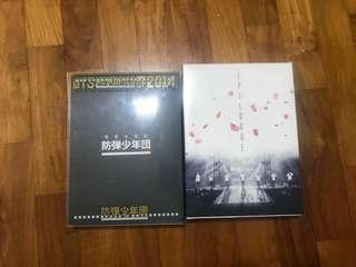 BTS OOS dvds