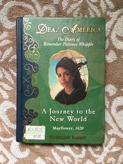 Dear America: The Diary of Remember Patience Whipple by Kathryn Lasky