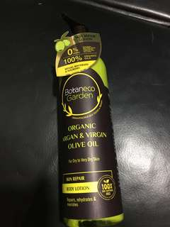 Botaneco body lotion