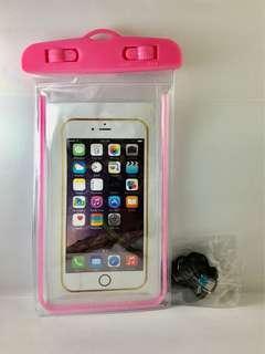 Pink Waterproof Case