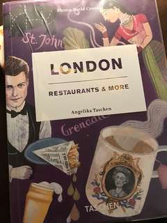 london restaurants and more