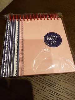 BN The Paper Stone doodle pad sketch book