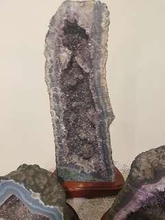 Crystal Stone Amethyst Cave