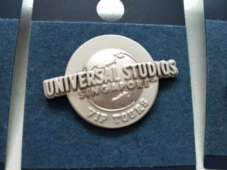 Universal Studios VIP tour badge