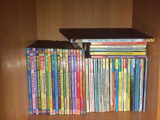 Archie comics and mr midnight/mystery