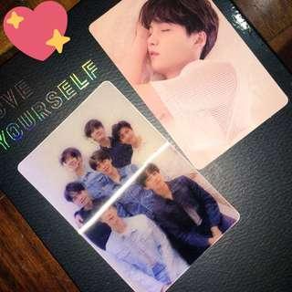 TRADING: BTS Love Yourself Tear Photocard