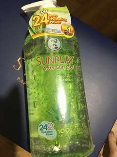 Sunplay aloe vera after sun gel